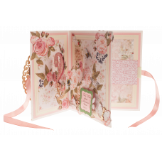 Открытка Сюрприз Розовая