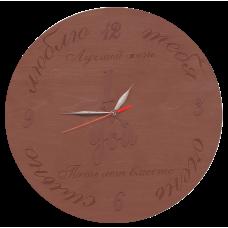 Часы Палисандр