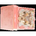 Открытка Шкатулка Розовая